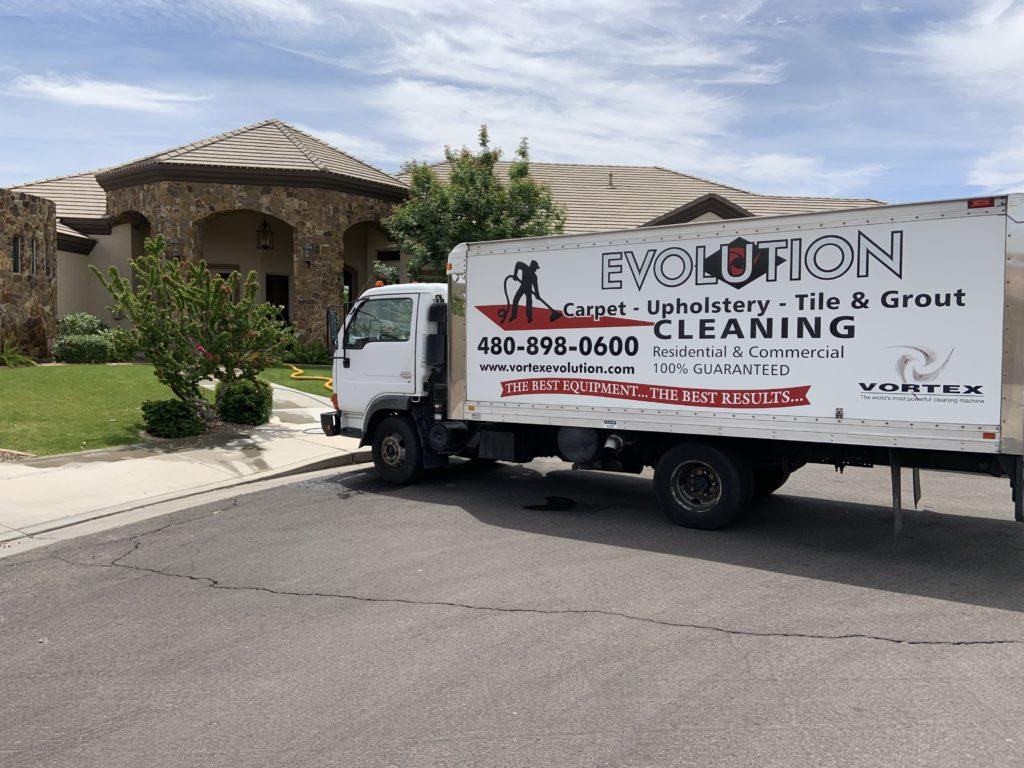 Testimonials Evolution Cleaning